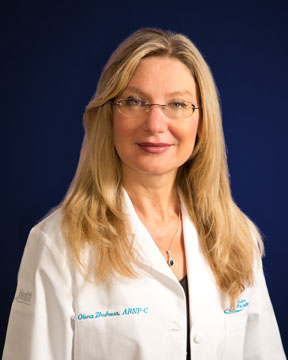 Olena Zhukova, tampa pain clinic, tampa pain relief center, nurse practitioner
